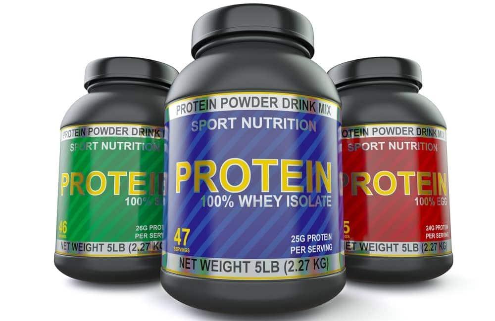 mejores marcas de proteínas para deportistas