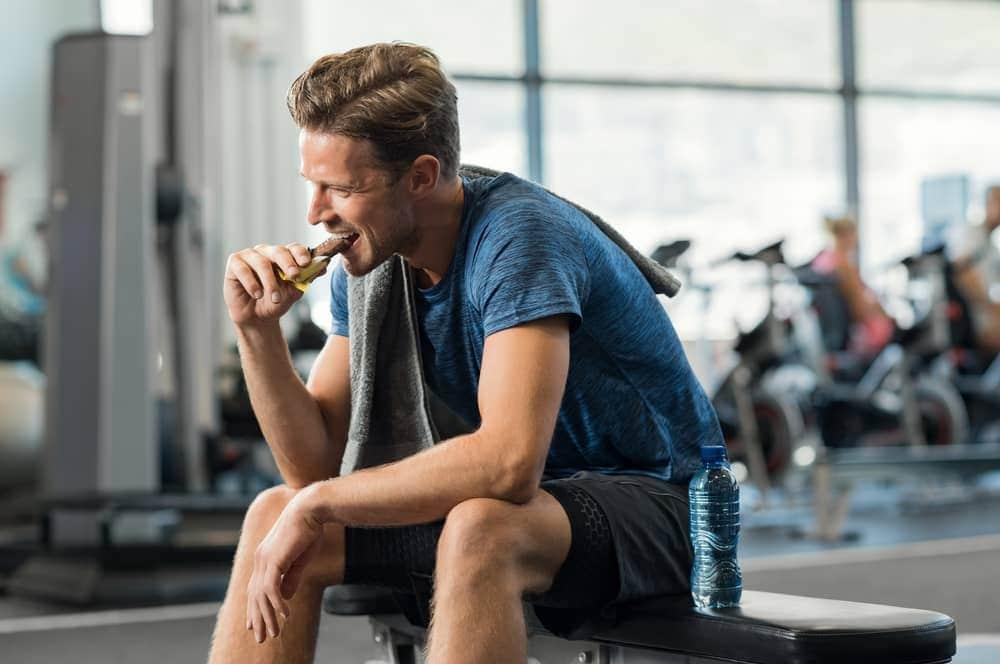 Las mejores barritas de proteínas sin hidratos para bajar de peso