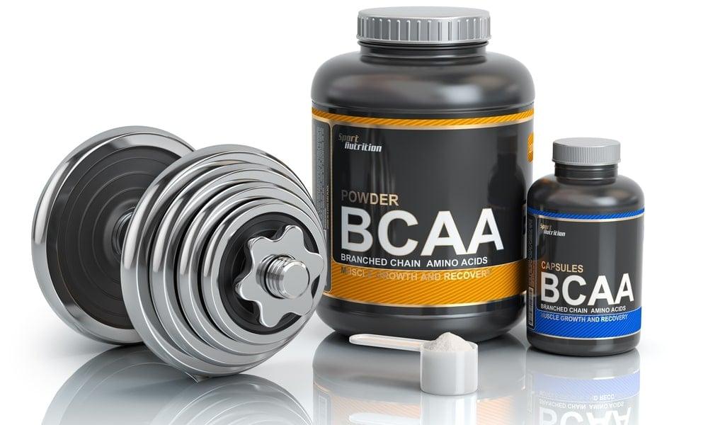 Botes de BCAAs