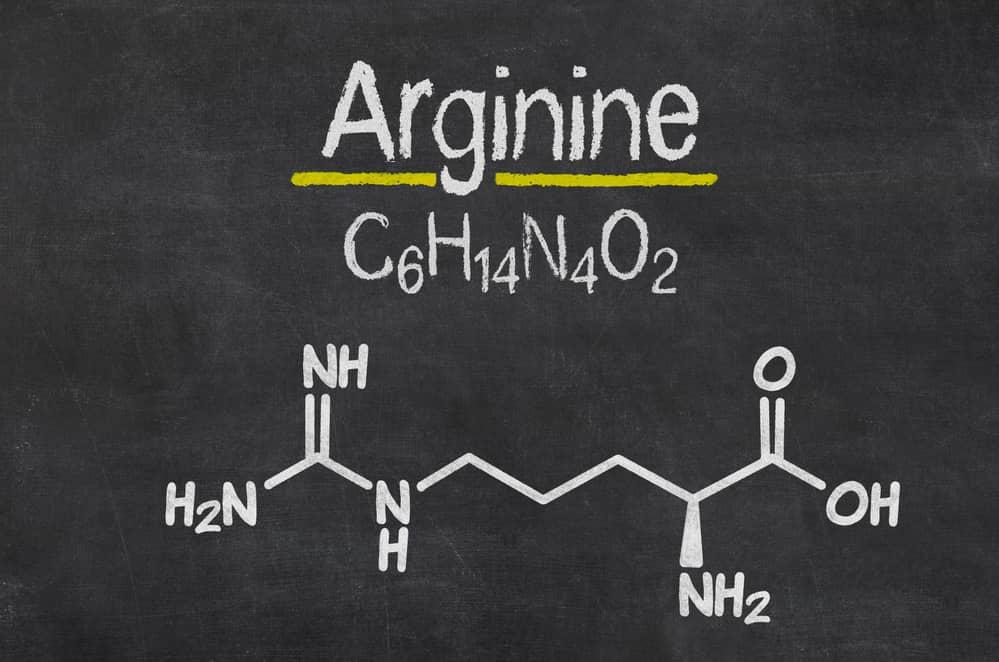 qué es la arginina y que efectos produce