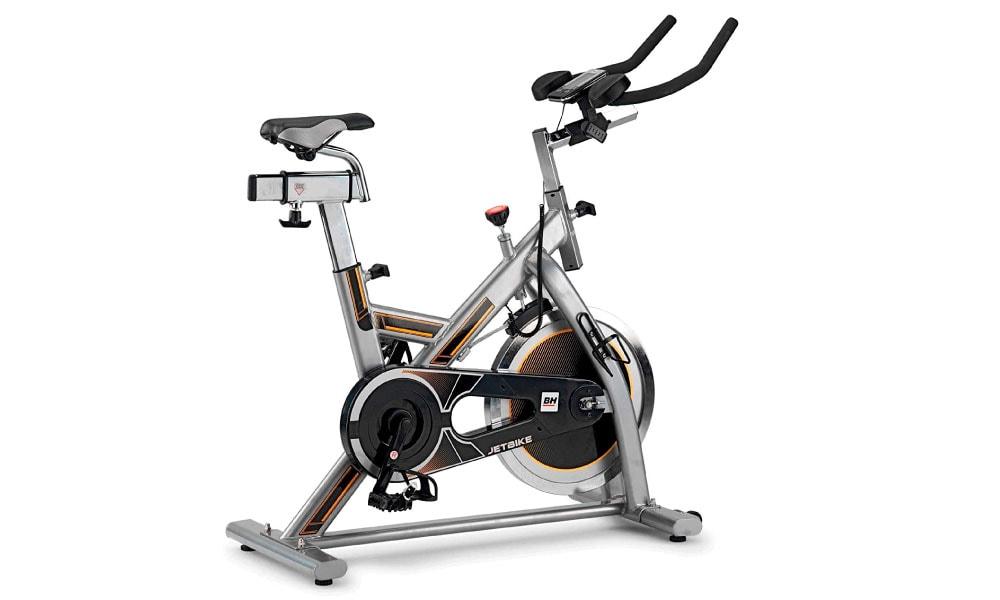 Bh fitness mkt jet bike pro h9162rf opiniones de deportistas